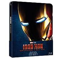 Iron Man Trilogy (3 Blu-Ray) (Steelbook)