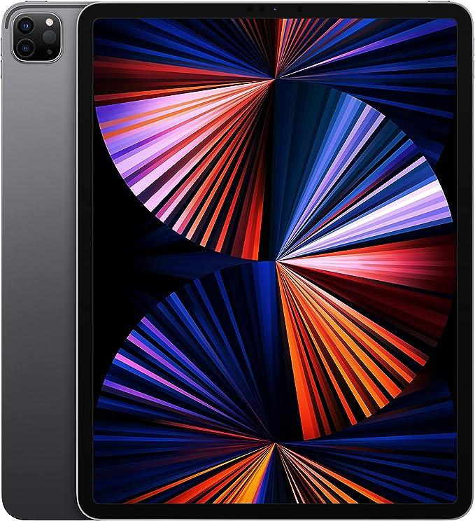 2021 Apple 12.9-inch iPad Pro (Wi‑Fi, 128GB) - Space Gray   Amazon