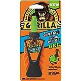 Gorilla Micro Precise Super Glue Gel, 6 gram, Clear, (Pack of 1)