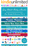 Gay Adult Baby eBooks: The Delight Collection Vol. 3