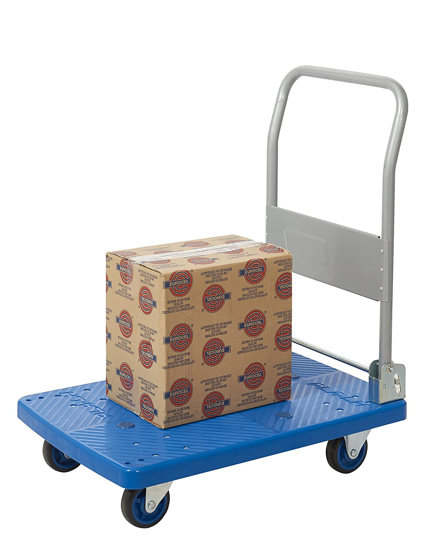 Practical Panda PPU81Y Folding Platform Trolley, Proplaz, 150 kg Capacity