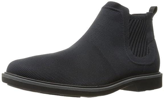 60s Mens Shoes | 70s Mens shoes – Platforms, Boots Mark Nason Los Angeles Mens Tamar Chelsea Boot $82.10 AT vintagedancer.com