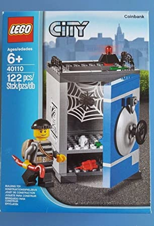 Amazon.com: (USA Warehouse) New Factory Sealed LEGO City 40110 ...