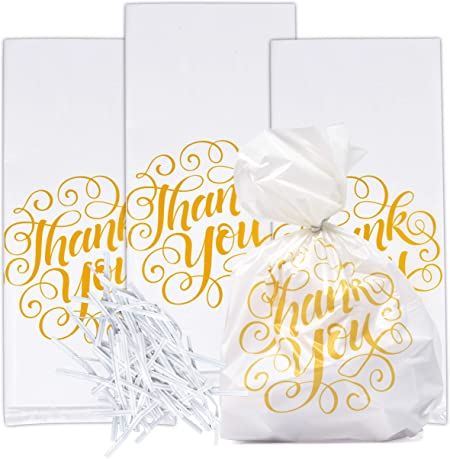 Set of 130 Wedding Favor Bags White Linen Favor Bags Medium 4 x 6