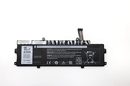 4d Laptop Battery for Dell Chromebook 11 (3120) P22T Series Notebook