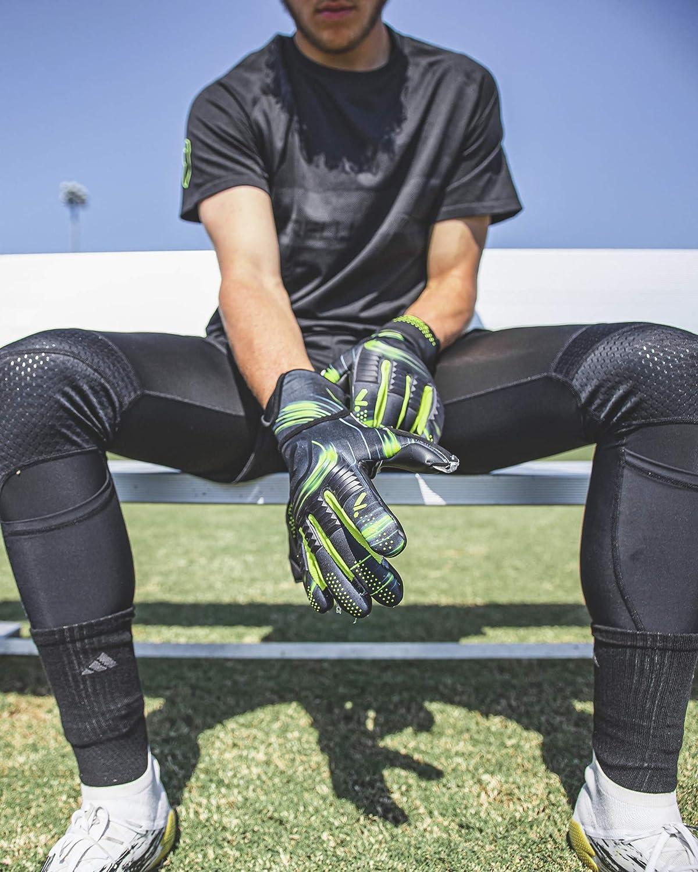 Full-Length Padded Soccer Goalie Pants Small Storelli BodyShield Goalkeeper Leggings 2 Enhanced Lower Body Protection Black