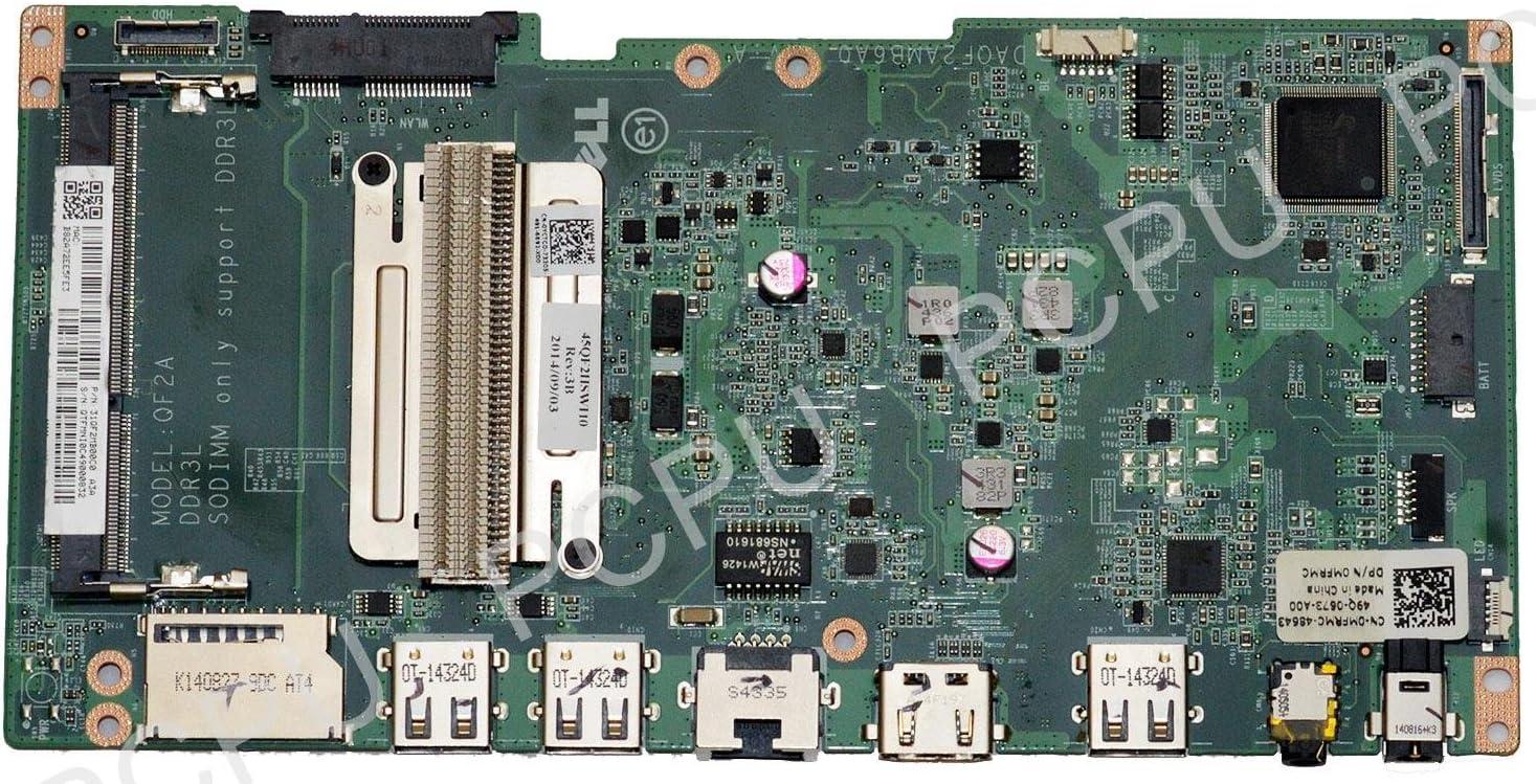"MFRMC Dell Inspiron 20 19.5"" 3043 AIO Motherboard w/Intel Pentium N3540 2.16GHz CPU"