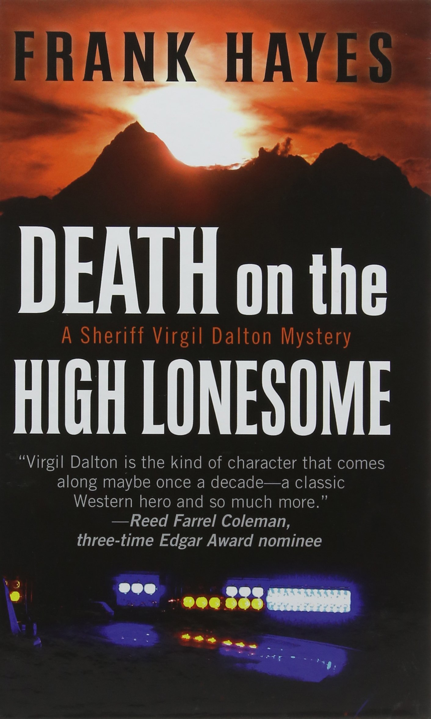 Download Death On The High Lonesome (Thorndike Crime Scene) pdf epub