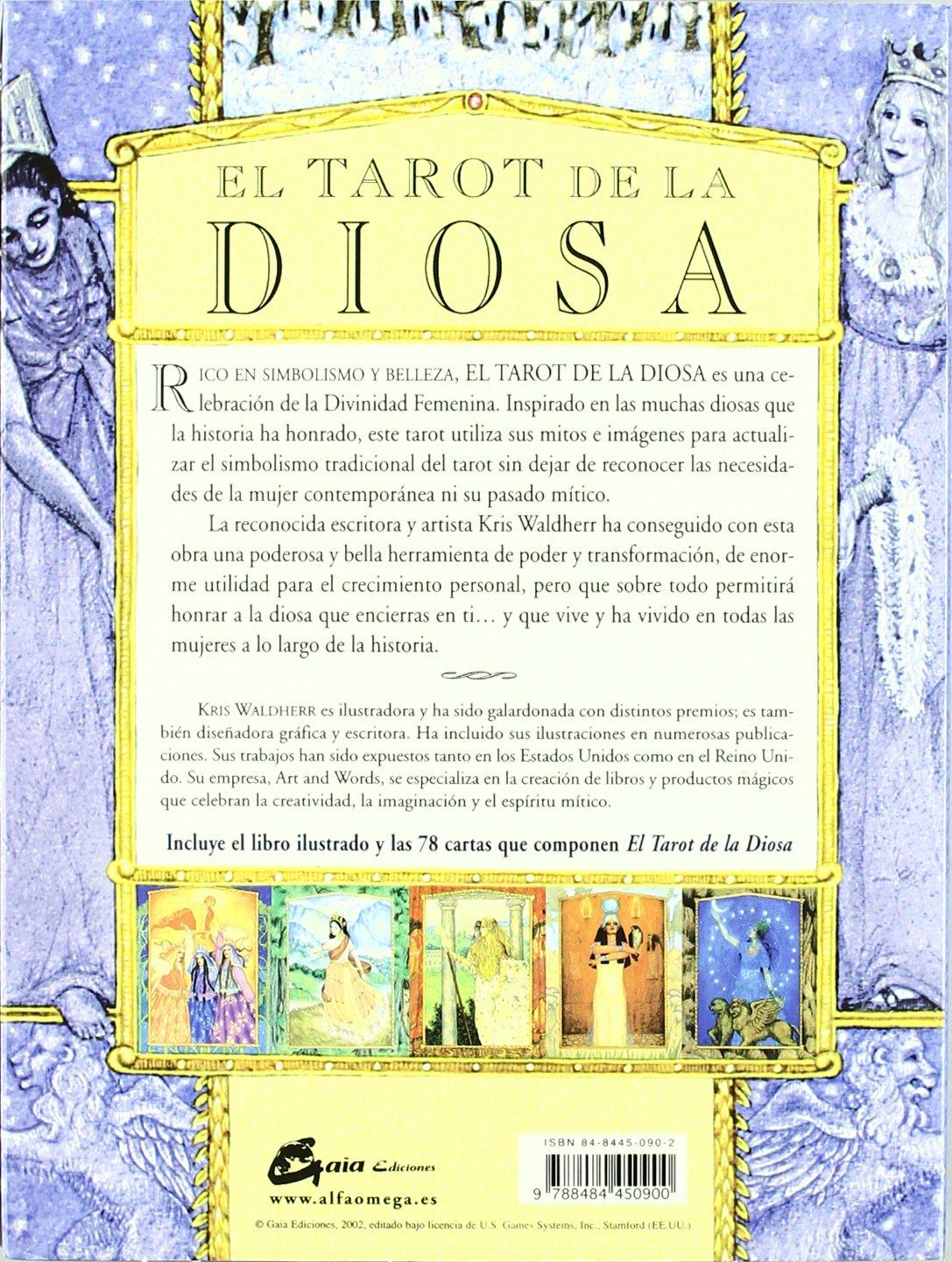 TAROT DE LA DIOSA, EL Tarot, Oraculos, Juegos Y Videos ...