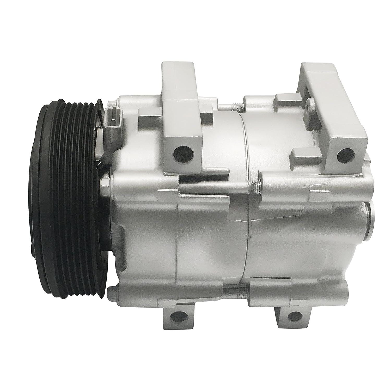 RYC Remanufactured AC Compressor and A/C Clutch EG141 RY AC Compressors