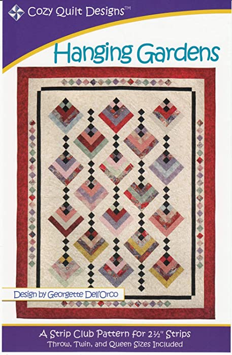 Top 7 Hanging Garden Quilt Pattern