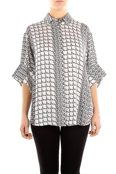 Kenzo - Camiseta - para mujer blanco Size: 38 FR - 42 EU