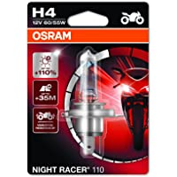Osram NIGHT RACER 110, motorkoplamp, 64193NR1-01B, 12V, enkele blister