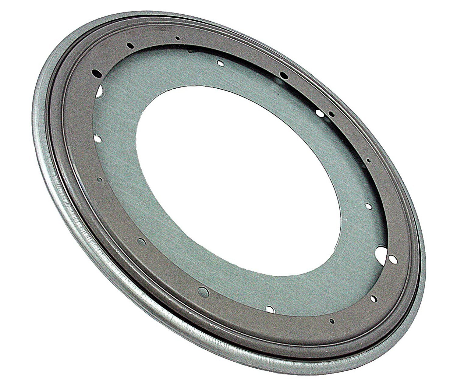 Lazy Susan 12'' inch 1000-Lb Load Capacity Hardware 5/16 Thick Turntable Bearings - Pack of 2
