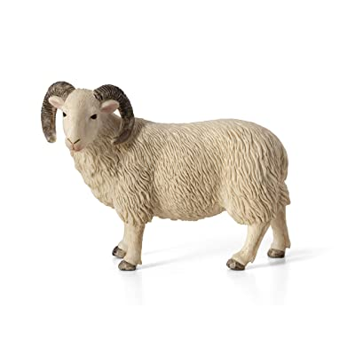 Mojo Ram Sheep Toy Figure: Toys & Games