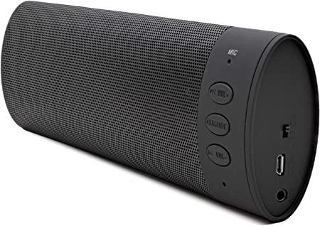 VIBE SOUND Bluetooth Speaker Pod with Built in Mic (VS-9)