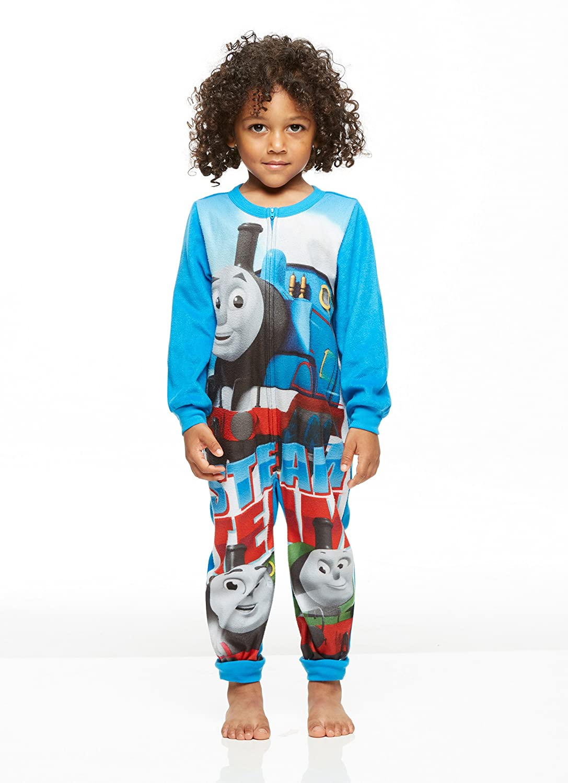 Boys Cozy Blanket Sleeper Onesie, Thomas & Friends Jellifish Kids