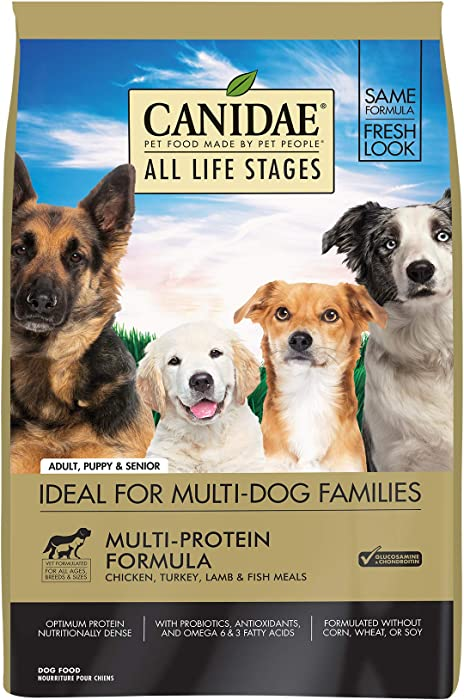 Top 9 Canidae Dry Dog Food