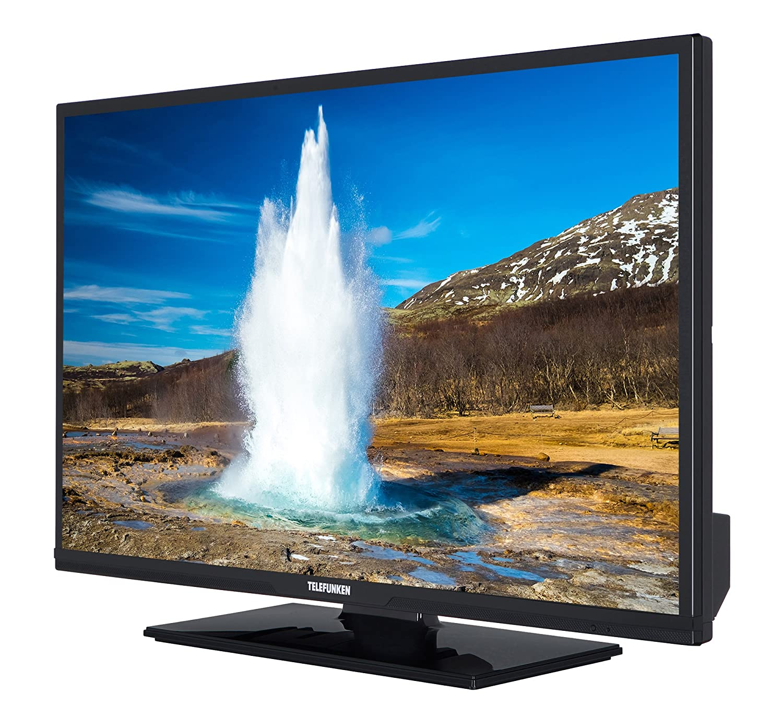 Telefunken XF32D401 81 cm 32 Zoll Fernseher Full HD Smart TV Triple Tuner Amazon Heimkino TV & Video