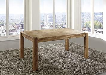 Sam Esszimmer Tisch Egon 200 X 100 Cm Aus Wildeiche Kuchentisch