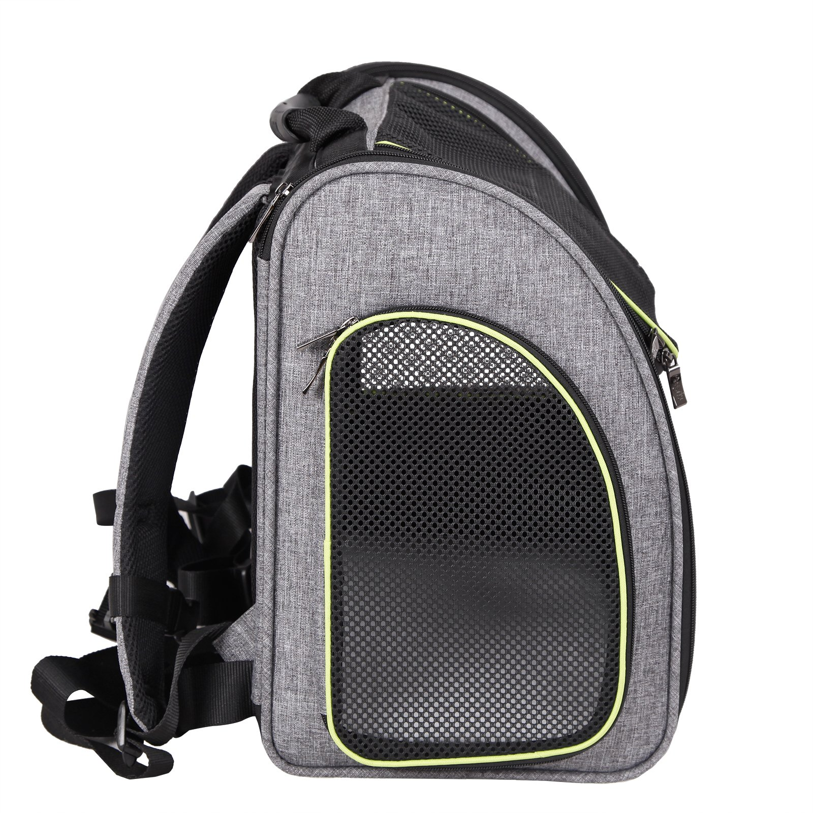Petsfit Dogs Carriers Backpack for Cat/Dog/Guinea Pig/Bunny Durable and Comfortable Pet Bag by Petsfit (Image #3)