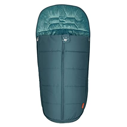 Saco para cochecito All Weather Footmuff Teal Diono