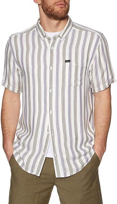 RVCA Merced - Camiseta de manga corta: Amazon.es: Ropa y accesorios