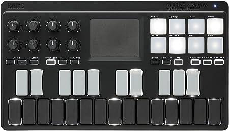 Korg nanoKEY Studio - Controlador midi