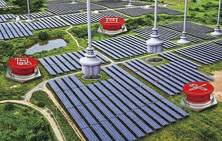 太陽光発電の専門メディアPVeye2019年5月号
