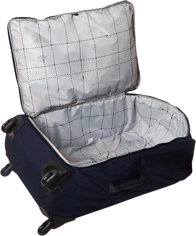 Kipling Darcey Softside Spinner Wheel Luggage Black