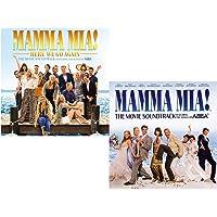 Mamma Mia! Here We Go Again - Mamma Mia! - Complete 2 Movie Soundtrack Bundling CD