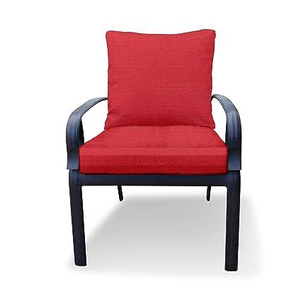 Amazon.com: Thomas Collection 13198 - Cojín para silla de ...