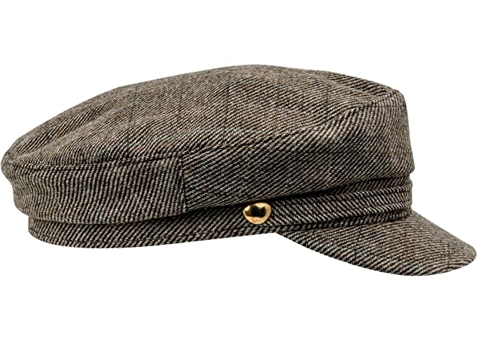 c85149d1695 Sterkowski Warm Wool Blend Petersham Fiddler Cap at Amazon Men s Clothing  store