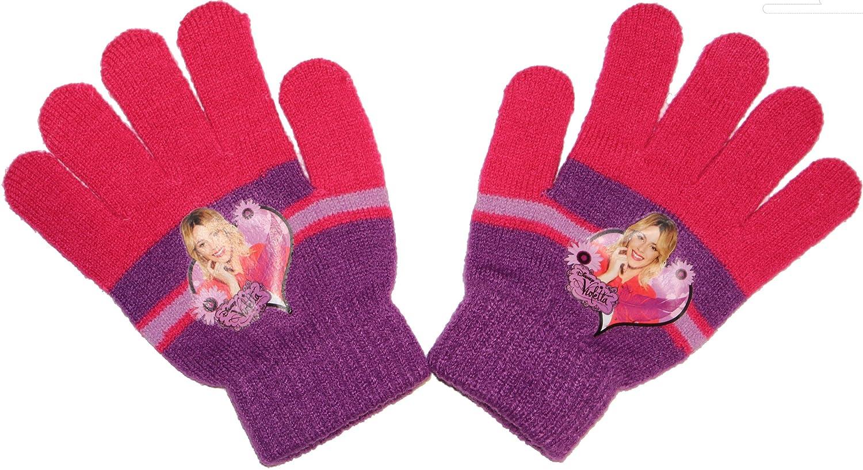 Violetta Kinder ONE SIZE Handschuhe in verschiedenen Farben (UN284)
