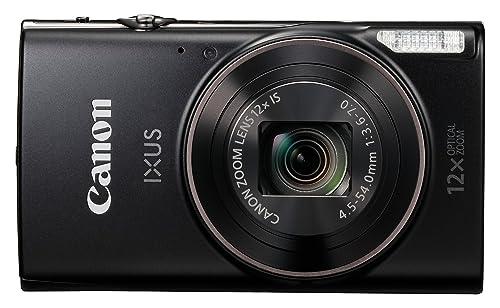 IXUS 285 HS Camera Black