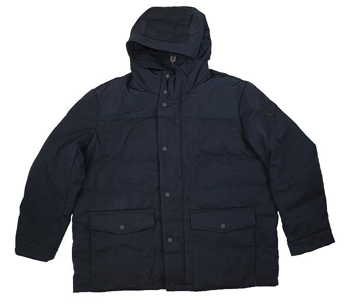 2bc21f5a276 Michael Kors Men s Big   Tall Hooded Down Fill Parka Coat at Amazon ...