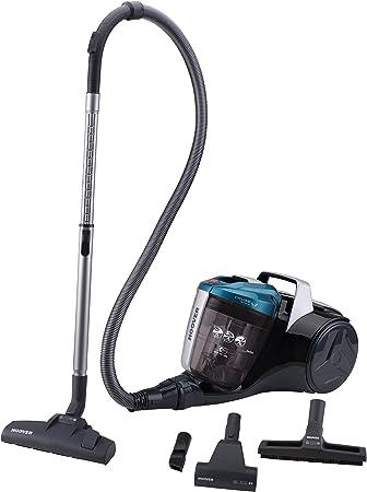 Hoover Breeze BR30 - Aspirador trineo sin bolsa con filtro EPA, especial para parquet y mascotas, tecnología ciclónica, 550 W, color azul: Hoover: Amazon.es: Electrónica