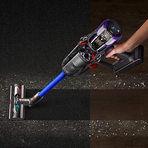 Dyson V11 is the best vacuumfor hardwood floorswith Dynamic Load Sensor