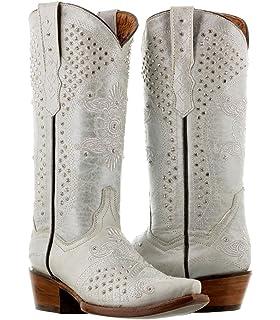 Amazon.com   Cowboy Professional - Women I Do Off-White Western ...