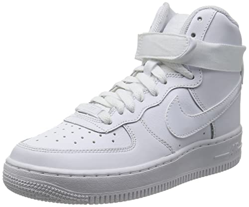 Nike Air Force 1 (PS) Preschool Little Kids Shoes White 314193-117 (