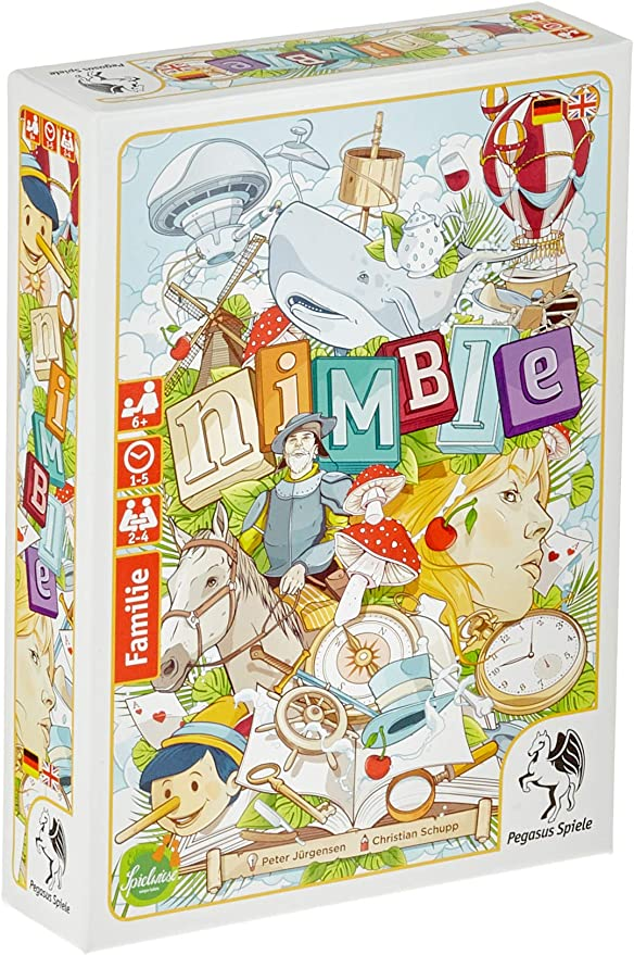 nimble: Edition Spielwiese: Amazon.es: Juguetes y juegos
