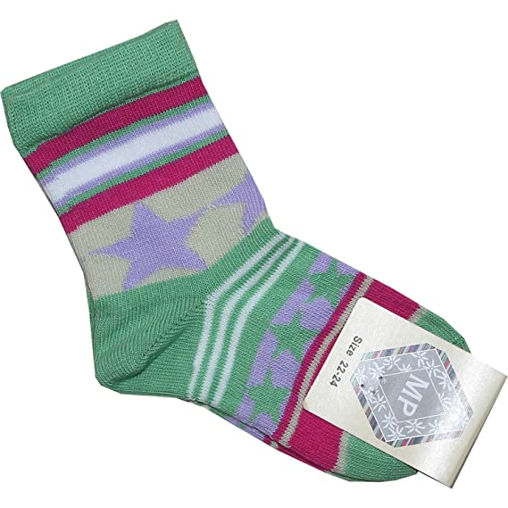MP - Calcetines - para niña Verde verde