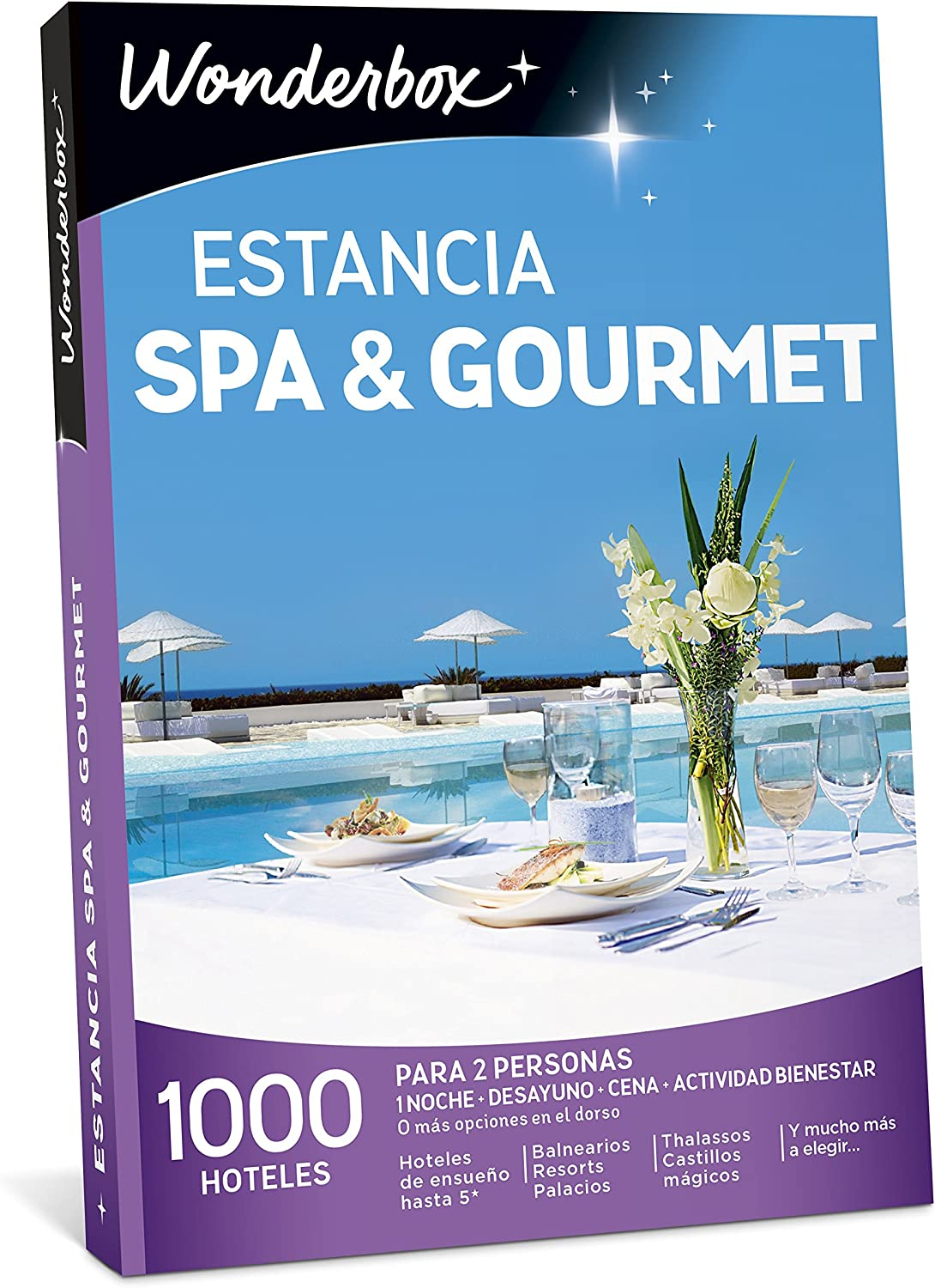 wonderbox estancia spa y gourmet