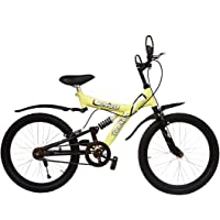 Torado Muscular 20T Bicycle for Children - Green