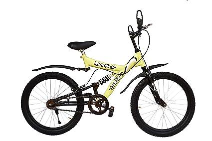 Torado Muscular 20T Bicycle for Children - Green