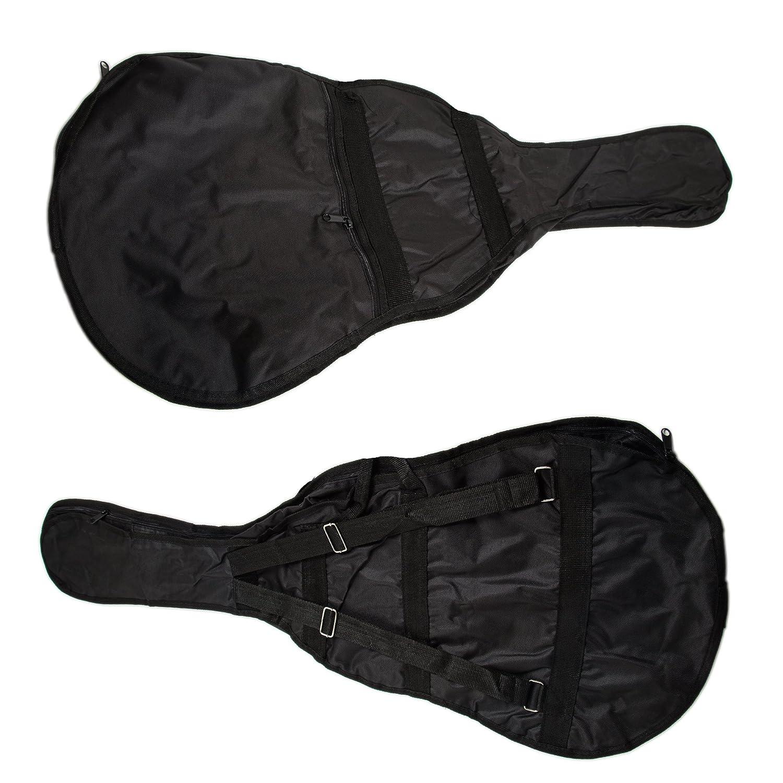 Bolsa de guitarra, Cielo 41 inch impermeable Funda bolsa cover ...