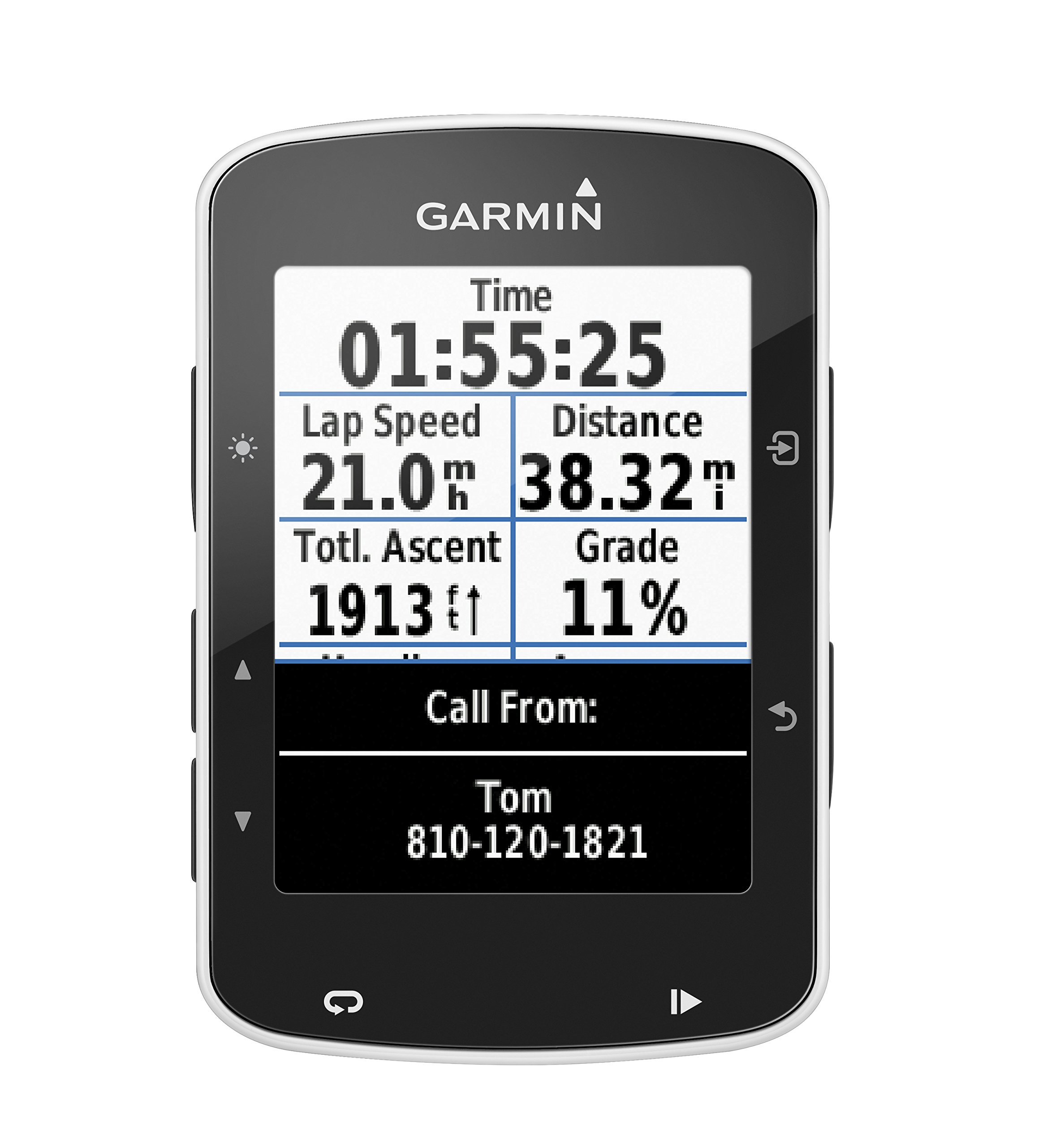 Garmin Edge 520 with PlayBetter Portable USB Charger, Hard Carrying Case, Bike Mounts & USB Cable POWER BUNDLE | High-Res Color Display | GPS Bike Computer by PlayBetter (Image #5)