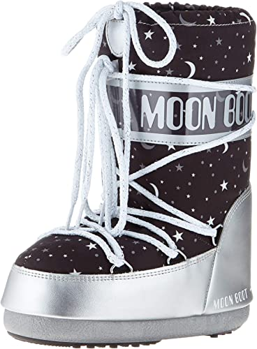 Moon-boot Jr Girl Soft WP Bottes de Neige Fille