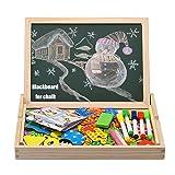 INNOCHEER Wooden Magnetic