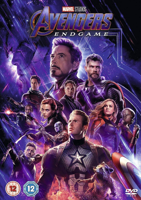 Amazon Com Avengers Endgame Dvd 2019 Movies Tv